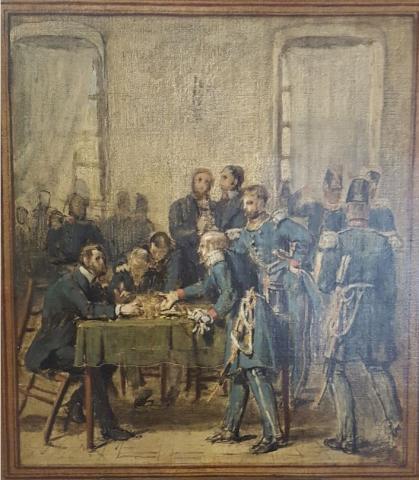 1849 :Création de la caisse des écoles de Paris II